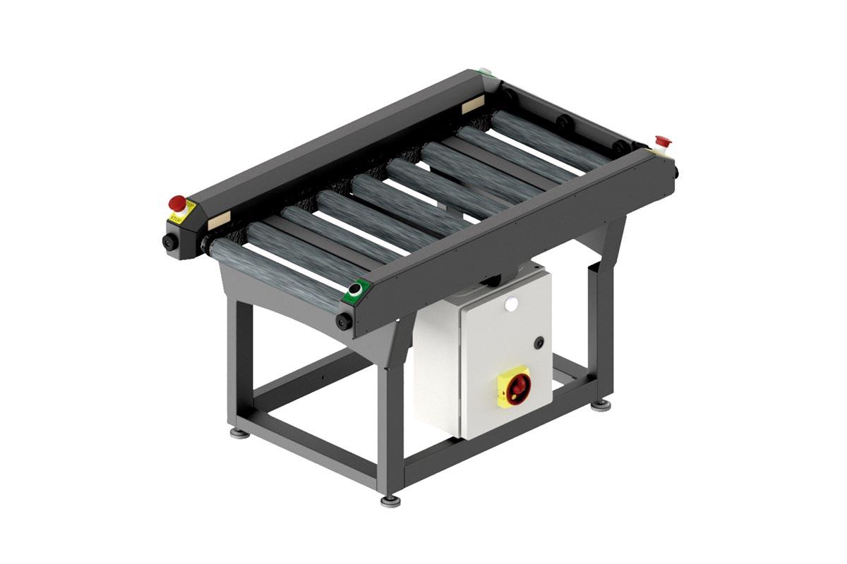 Automated Roller Conveyor-1