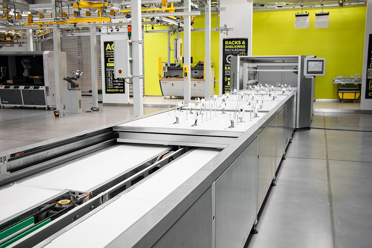 Wire-Harness-Flat-Assembly-Line