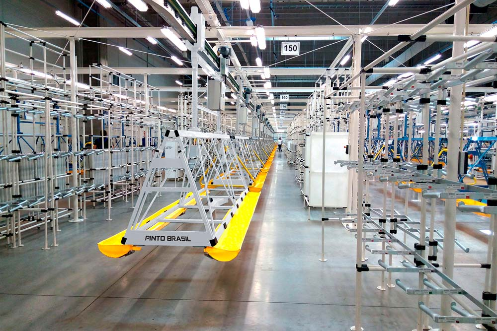 Wire-Harness-Overhang-EMS-Assembly-Line